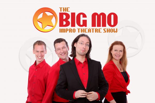 Kom je naar de kindervoorstellingen van The Big Mo?