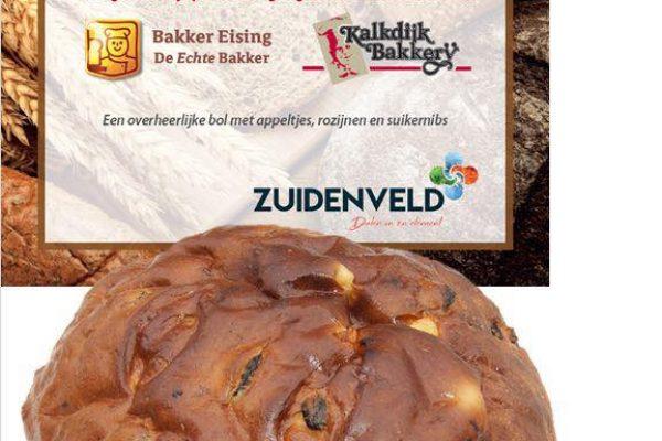 Kom in de stemming met Zuidenveldwijn en -brood
