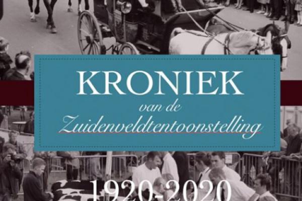 Boek: 'Kroniek van de Zuidenveldtentoonstelling'
