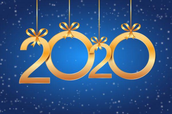 Beste wensen voor 2020