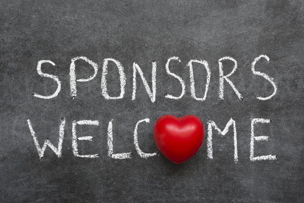 Wordt sponsor/donateur.